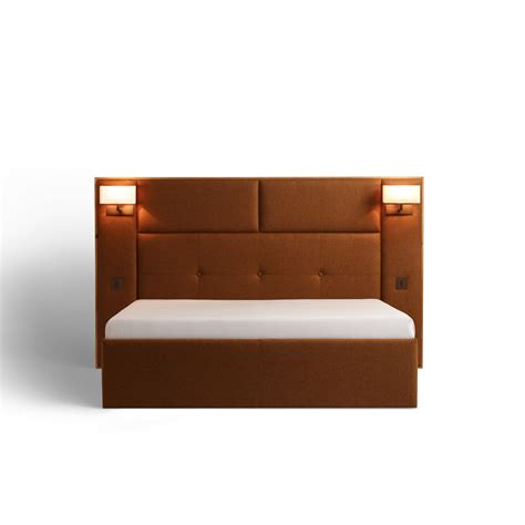 headboard padded upholstered headboard contemporary design mille
