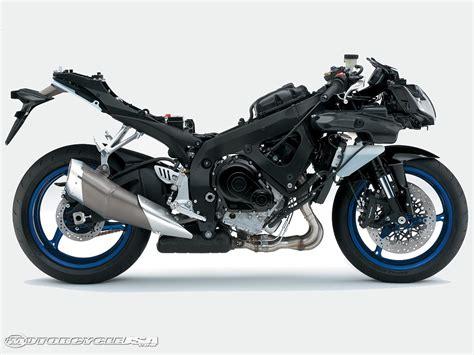2008 Suzuki Gsx R750 2008 Suzuki Gsx R600 And Gsx R750 Photos Motorcycle Usa