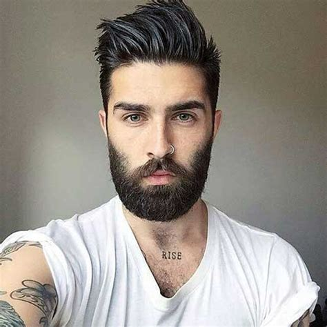 hairstyles for with beard 100 mens hairstyles 2015 2016 mens hairstyles 2017