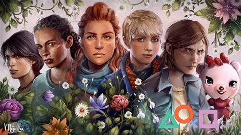ps4 themes ign sony celebrates international women s day with free theme