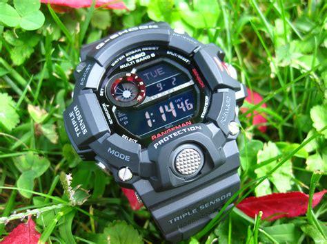 G Shock Gwa 9400 Black fs rangeman g shock negative display gw 9400 1cr new in