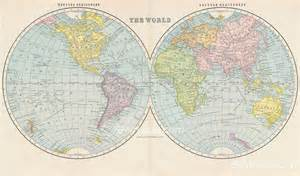globe maps of the earth 1902 map of the world swmaps