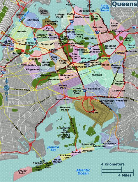 the names of the neighborhoods of brooklyn forgotten list of queens neighborhoods wikipedia