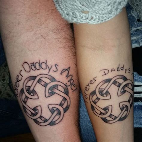 daughter tattoo ideas for dad best 25 ideas on