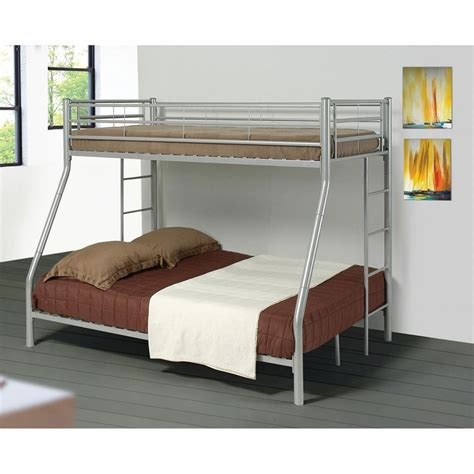 Grey Metal Bunk Beds Metal Bunk Bed Grey Diavolet Designs Fabulous Metal Bunk Bed
