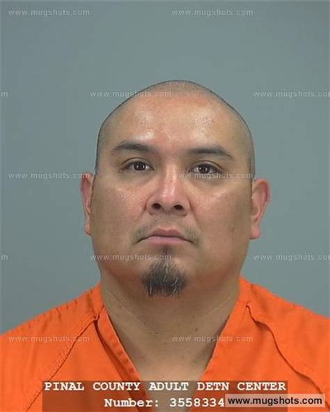 Pinal County Az Arrest Records Thaddeus Phillips Mugshot Thaddeus Phillips Arrest