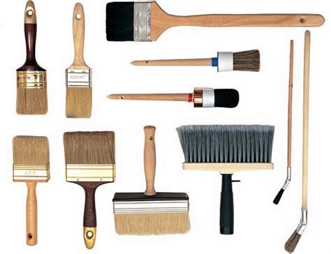 Lackieren Pinsel Oder Rolle by Das Richtige Werkzeug Zum Lackieren Und Streichen Pinsel