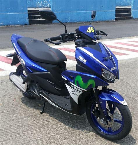 Variasi Motor Yamaha by Kumpulan Variasi Motor Aerox Modifikasi Yamah Nmax