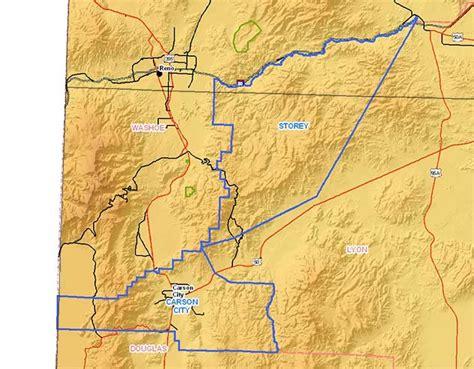 Carson City Records Nevada Land Records Search Form
