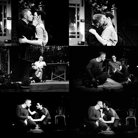 james mcavoy on stage james mcavoy 22 in a theatre production of out in the