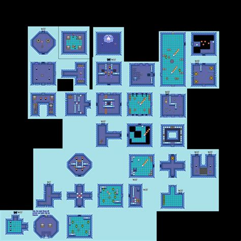 legend of zelda map layout a link to the past maps
