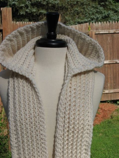 knitting pattern nordic scarf nordic hooded scarf crochet pattern pdf by