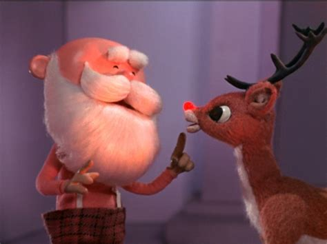 christmas wallpaper rudolph rudolph and santa movies entertainment background