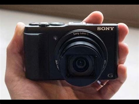 Kamera Sony W730 sony cyber hx60v review