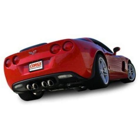 corvette performance exhaust corsa performance exhaust systems for c6 chevy corvette