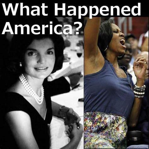 Michelle Obama Meme - michelle obama jackie kennedy meme generates controversy