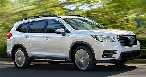 2019 Subaru Suv by 2019 Subaru Ascent Fills An Suv Sized Consumer Reports