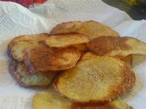 Handmade Crisps - food experiment crisps at donna wuz here