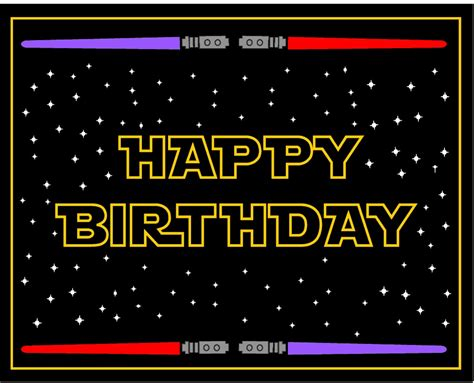 printable birthday cards star wars star wars free printables catch my party