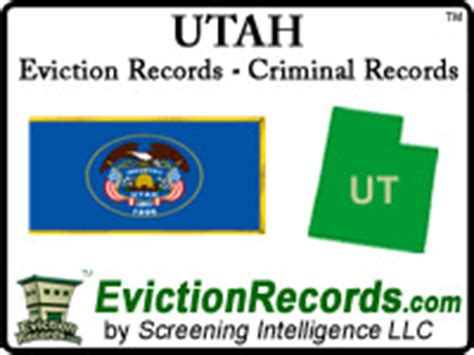 Utah State Records Utah Criminal Records And Ut Tenant Eviction Record Search