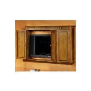 flat screen tv wall cabinet with doors