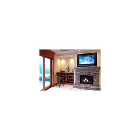 Hanging A Tv A Gas Fireplace by Installing A Flat Screen Tv Above A Gas Fireplace Weight