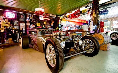 Sparky S Rod Garage by Gifts For Every Gearhead On Your List For