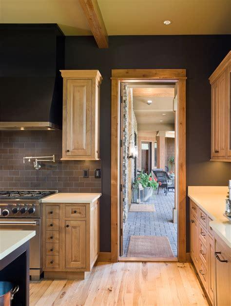 natural pine kitchen cabinets charcoal walls with natural maple cabinets kitchen home
