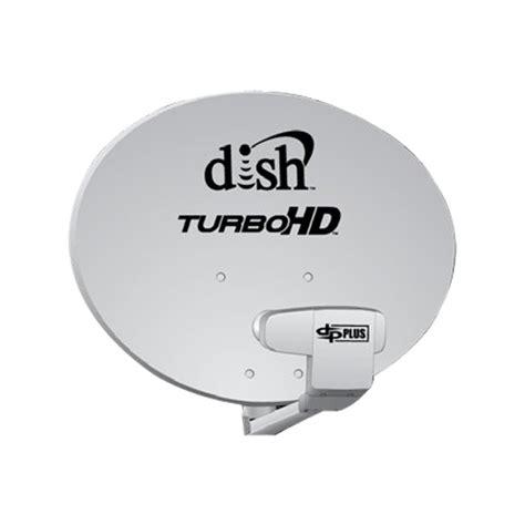 dish network  antenna  western arc satellites    es