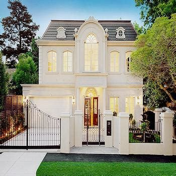 french style homes exterior curb appeal ideas transitional home exterior windsor