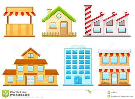 2d building building icon stock photos image 26188683