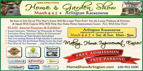 sms demo and entertainment at the arlington home show
