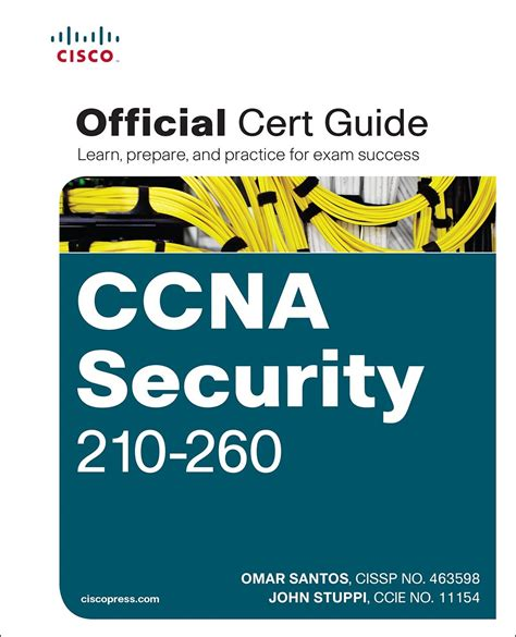 ccna security study guide 210 260 books ccna security 210 260 official cert guide