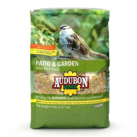 audubon park hummingbird food rating audubon park 5 lb patio and garden bird food 11849 the home depot