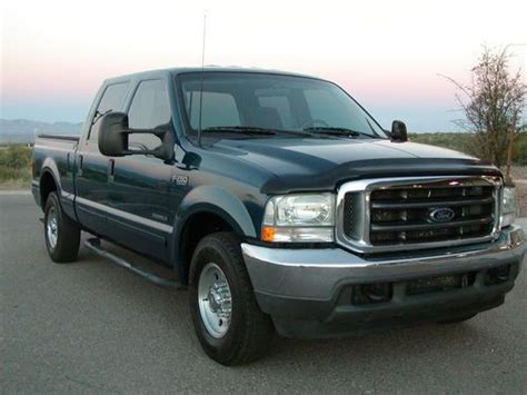 buy used 2002 ford f250 crew cab sb 7 3 diesel loaded