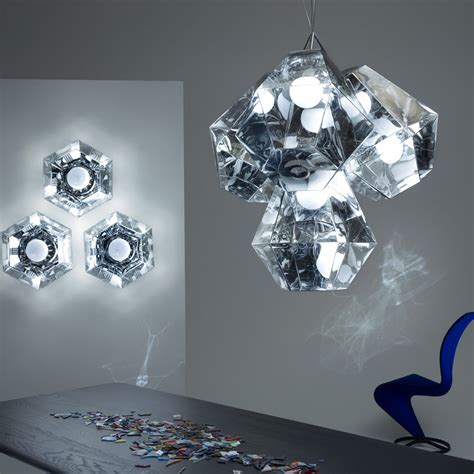 buy tom dixon cut wall ceiling light chrome amara
