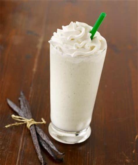 Coffee Bean Vanilla Blended vanilla bean creme frappuccino blended creme