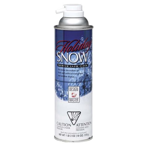 830 holiday snow 18oz shinoda design center