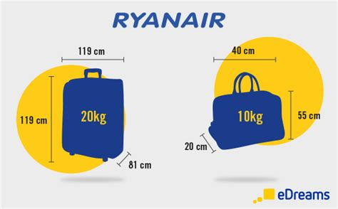 cabin baggage for ryanair don t fly ryanair without reading this