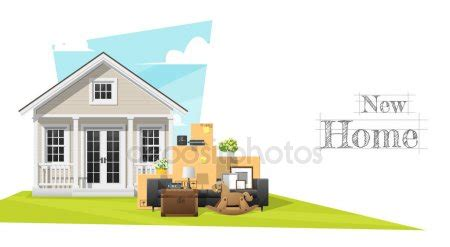 Mini Movers Concepts residential house stock vectors royalty free residential house illustrations page 2