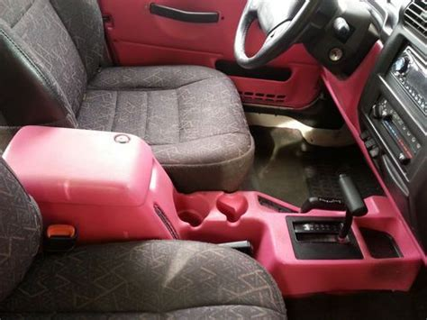 pink jeep interior pinterest the world s catalog of ideas