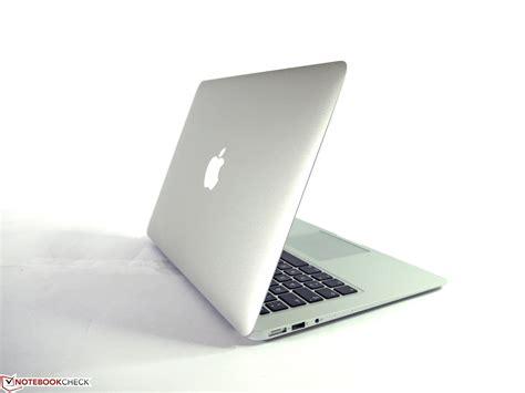 Notebook Apple Macbook Air Md711za A apple macbook air 13 2015 notebook review notebookcheck net reviews