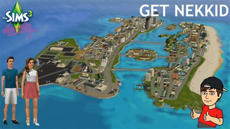 sims r city stories the sims 3 vice city get nekkid youtube