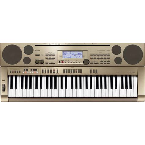 casio at3 61 key keyboard walmart