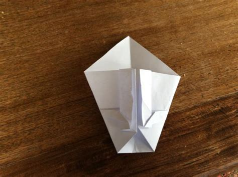 How To Make Origami Emperor Palpatine - emperor palpatine with background instrux origami yoda