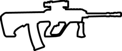 Csgo Awp Outline by Image Aug Hud Outline Csgo Png Counter Strike Wiki Fandom Powered By Wikia