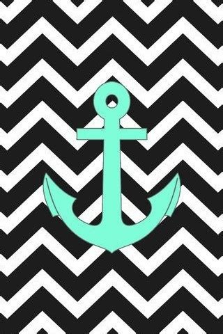 anchor tumblr themes free free cute chevron anchor phone wallpaper by orangemustache19