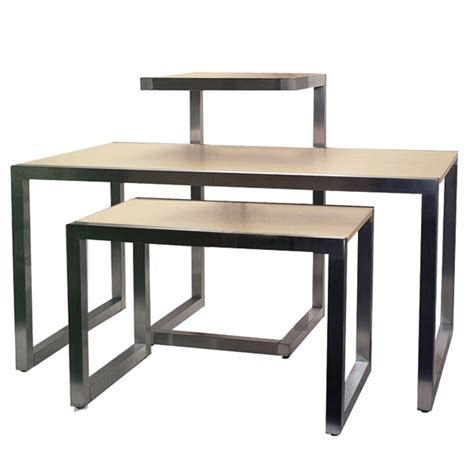 html design using nested tables alta system nesting display tables satin chrome