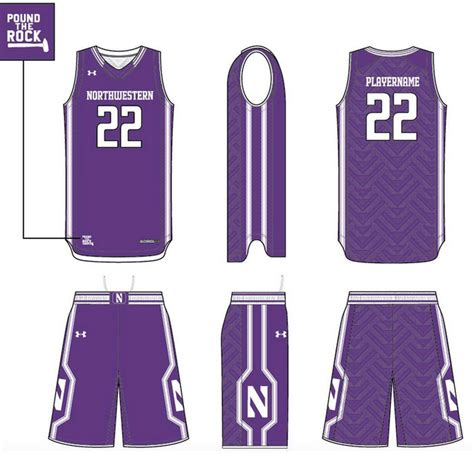 jersey design violet nu men s basketball rolling out new uniforms