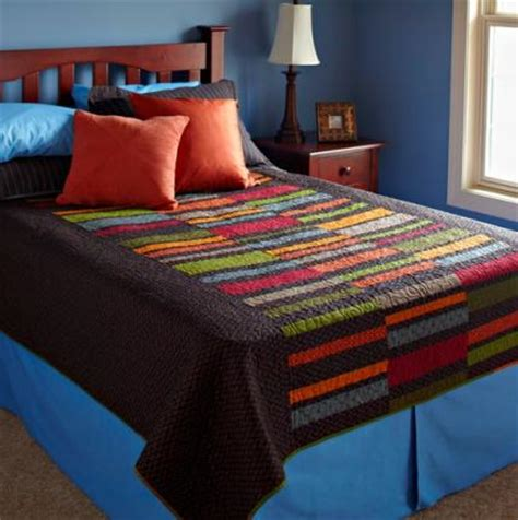 Bed Quilt by Free Bed Quilt Patterns Allpeoplequilt